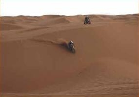 Le désert vous tente mais vous n'osez pas : NPO à ce qu'il vous faut !