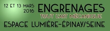 "Annulation de l'exposition ""Engrenages"""