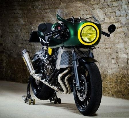 Yard Built Yamaha Dealer Contest 2016: c'est à vous de voter!