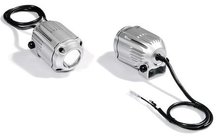 Sw-Motech, kit lampes Hawk: pour voir dans le brouillard