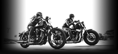 Harley-Davidson l'Expérience Tour: 25 villes étapes en 2016