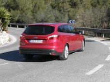 Essai - Ford Focus SW  1.0 EcoBoost 125 ch  bvm6 : le moteur de l'année