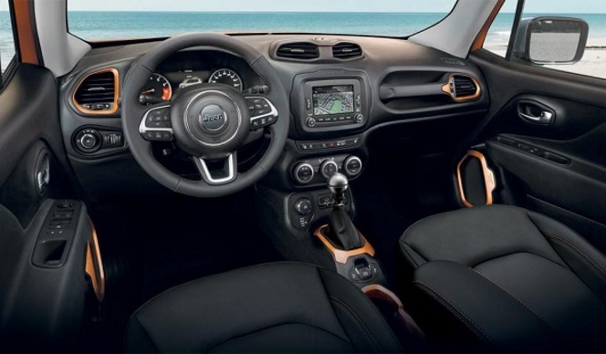 jeep renegade opening edition 194 exemplaires seulement. Black Bedroom Furniture Sets. Home Design Ideas