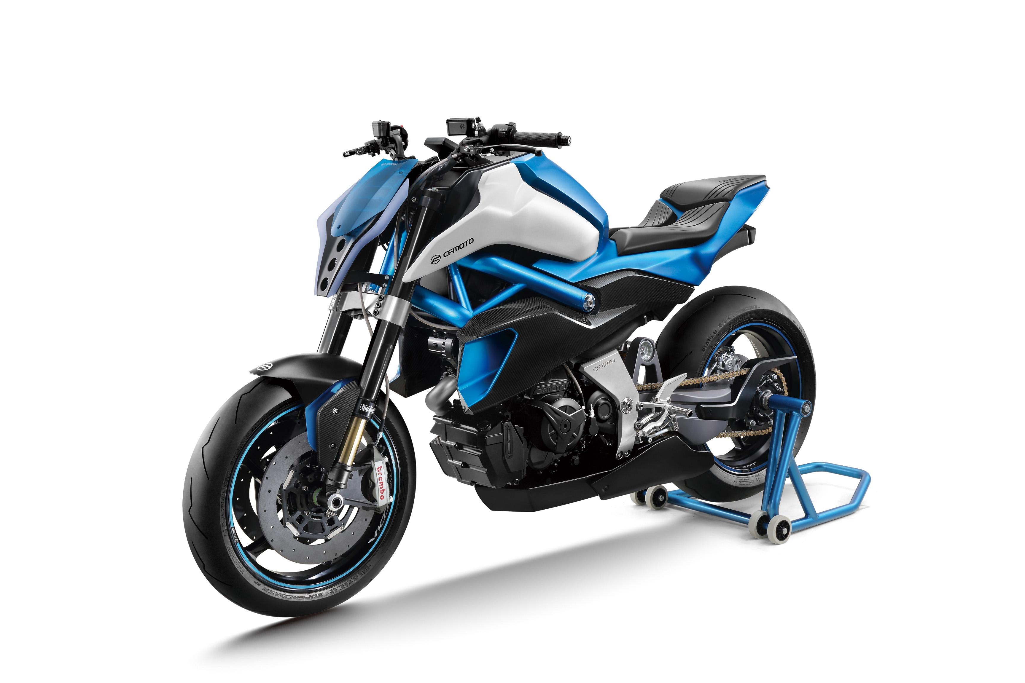 Visite : CF Moto, la moto chinoise premium