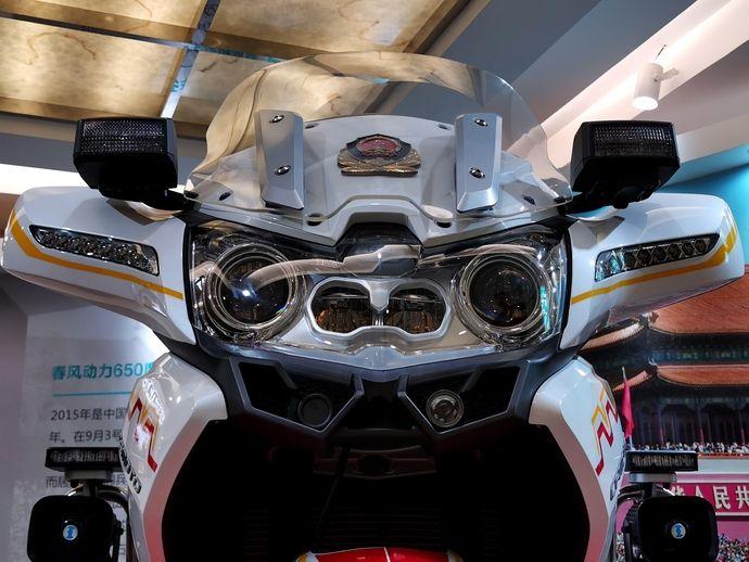 Visite Cf Moto La Moto Chinoise Premium