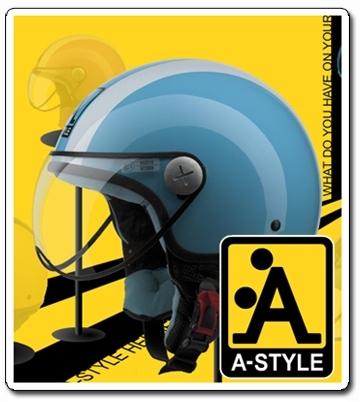 A-style :  Casque du Moto GP