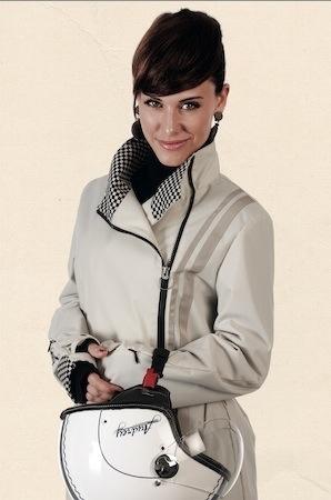 Nouveauté 2013: Audrey veste Larvik
