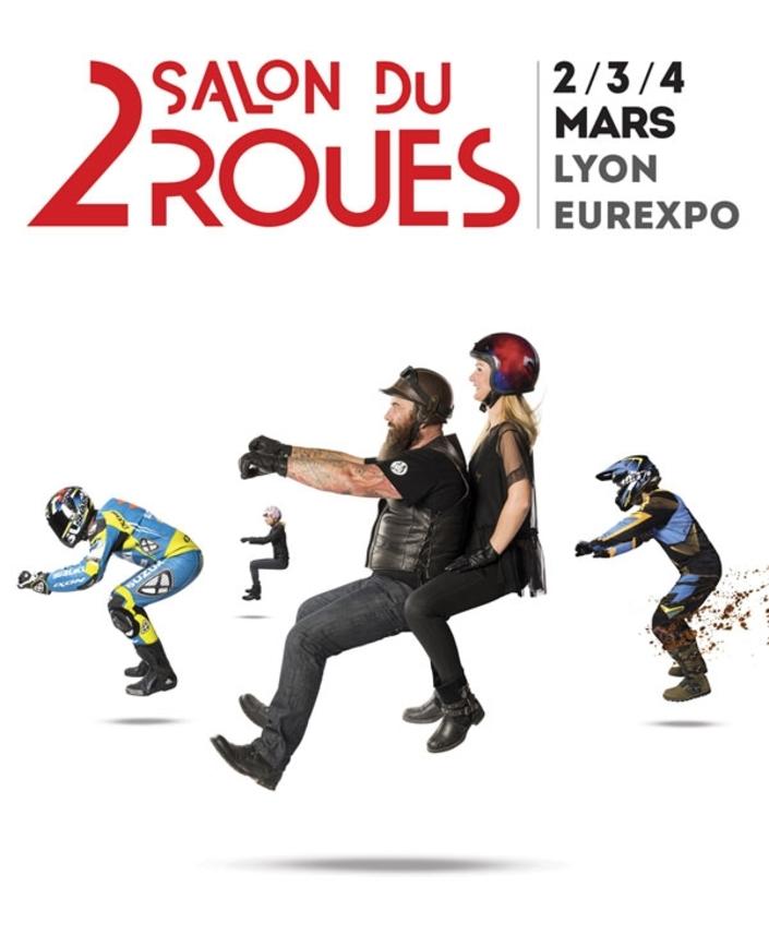 Salon du 2 Roues de Lyon 2018: du 2 au 4 mars à l'Eurexpo