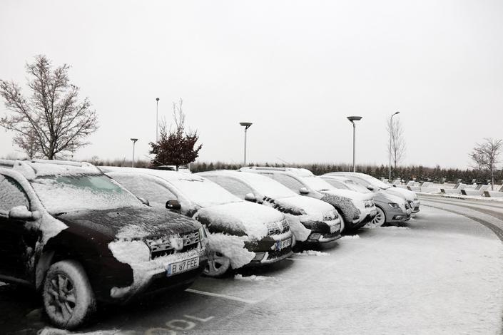 Bon courage pour retrouver votre voiture sur le parking...