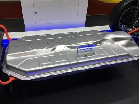 La capacité de la batterie augmente de 15 %, ce qui permettra d'accroître le rayon d'action en mode 100 % électrique.