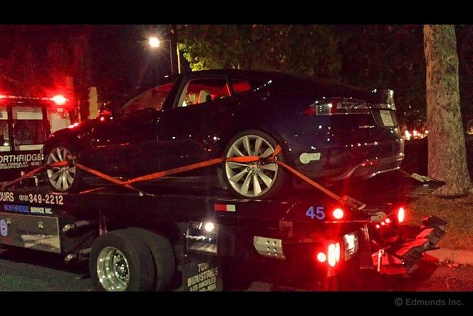 Edmunds : un essai long terme de la Tesla Model S pas très reluisant