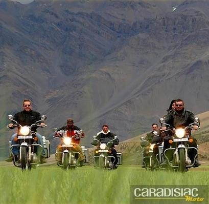 De la moto toute la semaine prochaine sur France 2 dans le journal télévisé de 13 h.