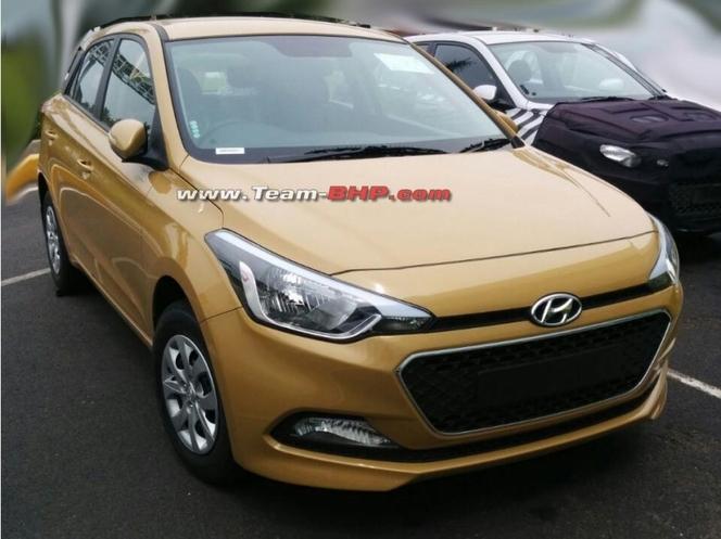 La future Hyundai i20 encore surprise toute nue