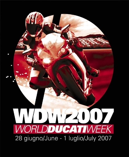 World Ducati Week 2007