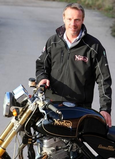 Norton : Les premiers prototypes arrivent en Angleterre !!