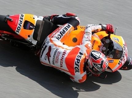 Moto GP – Grand Prix d'Allemagne: Marc Marquez über alles