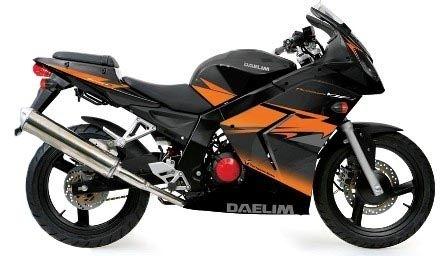 Promo Daelim Roadsport R 125 cm3 : Une sportive à petit prix