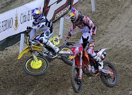 Motocross : GP de Fermo, Ken Roczen s'offre le doublé, mais que de regrets