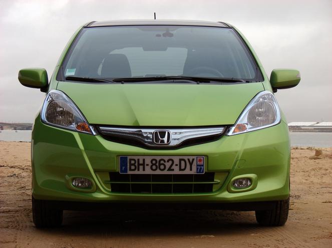 Essai - Honda Jazz hybrid : un gout d'inachevé
