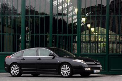 Citroën C5 et C6 roulent pour le Medef