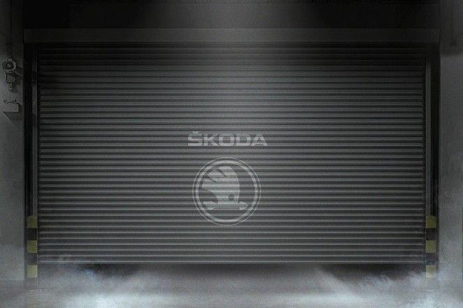 """Skoda : instant teaser pour quelque chose de """"gros"""""""