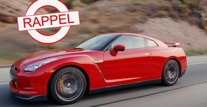 Nissan GT-R : une supercar au rappel, mais en mode VIP !