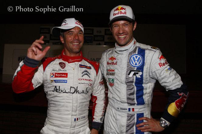 WRC Argentine SS1 : Ogier devance Sordo et Loeb