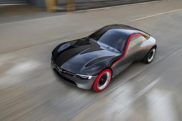 Salon de Genève 2016 - Concept Opel GT : alléchant