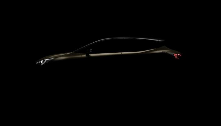 Salon de Genève 2018 - Toyota tease la nouvelle Auris