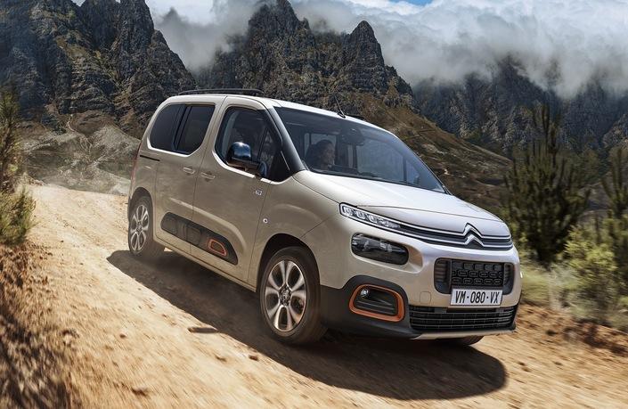 Les matchs du Salon de Genève 2018 - Nouveau Citroën Berlingo vs Renault Kangoo