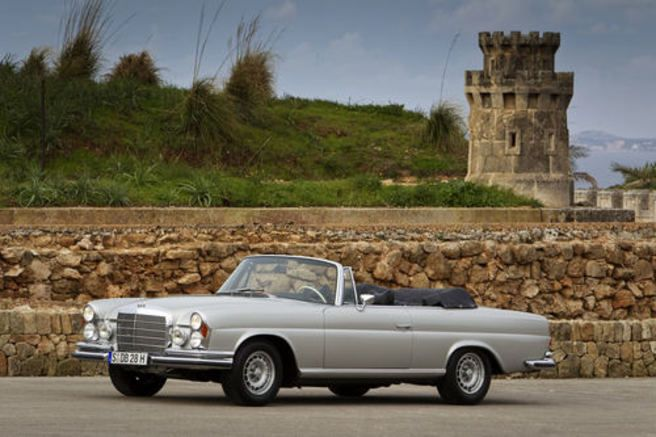 Rétromobile 2016 : une exposition sur la découvrable Mercedes