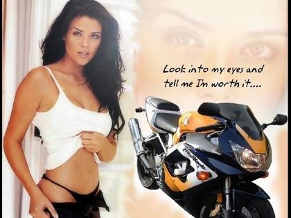 Moto & Sexy : dites-moi...