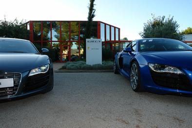 Essai Prestige : Audi Driving Expérience en R8 V10 sur le HTTT Paul Ricard