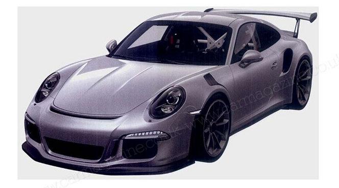 Voilà la future Porsche 911 GT3 RS