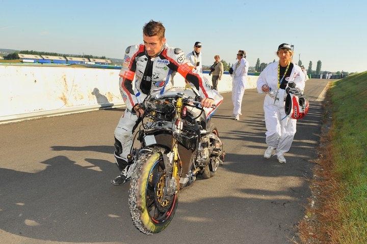 """Bol d'Or - Interview : Sébastien Gimbert : """"on a montré le potentiel de la moto"""""""