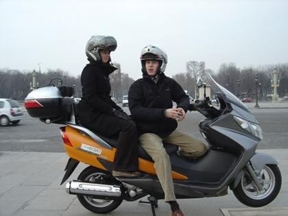 Taxi Moto à Paris, quelques adresses