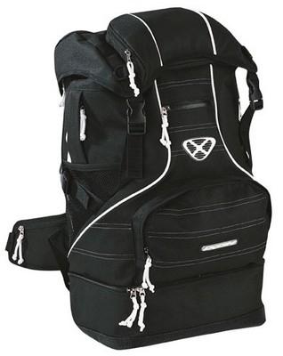 Ixon fait aussi de la bagagerie: le sac à dos X-Ceed.