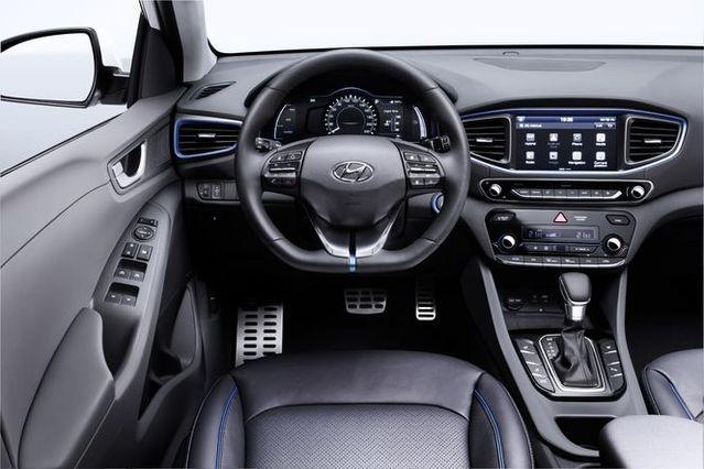 Salon de Genève 2016 - Hyundai Ioniq : Prius coréenne