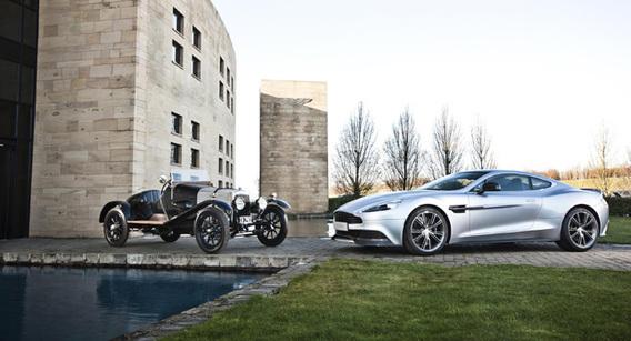 Aston Martin confirme son augmentation de capital