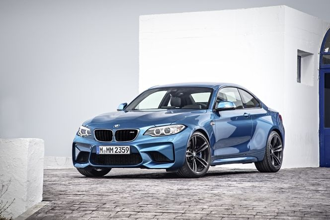Salon de Genève 2016 - BMW M2 : attention bombe !
