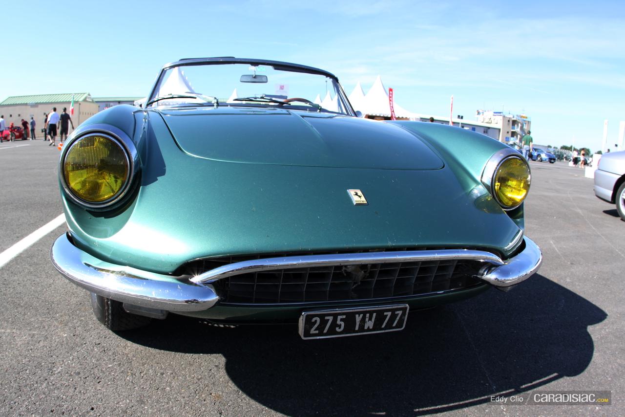 BBR Models: 1967 Ferrari 275 GTS/4 NART - Yellow (BBR196C) in 1:43 ...