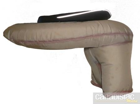 Neck Brace électronique avec airbag signé APC.