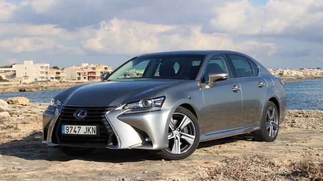 Essai vidéo - Lexus GS restylée : à contre-courant