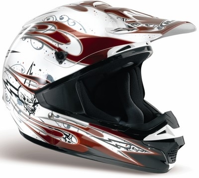 Casque cross HJC CL-MX.