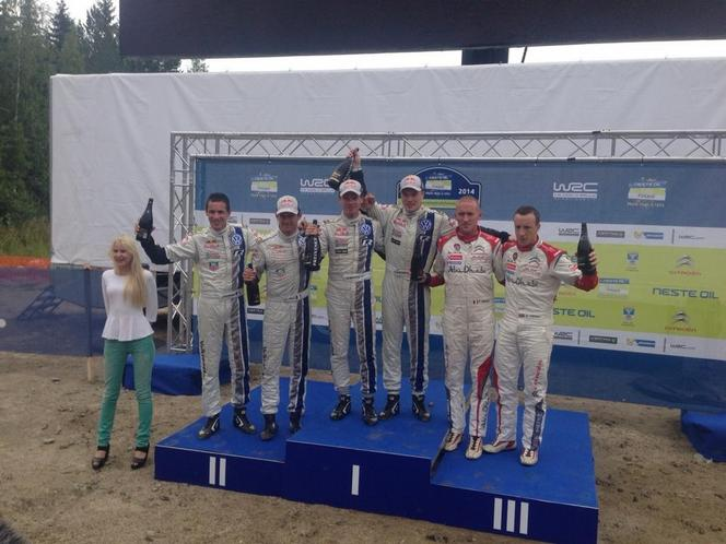 WRC Finlande : Latvala s'impose d'un souffle