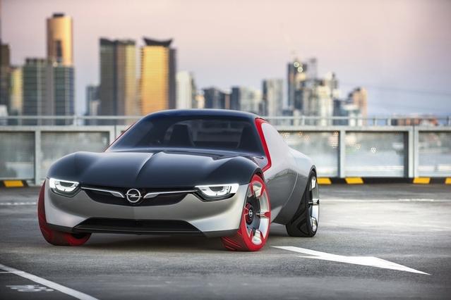 Salon de Genève 2016 : l'Opel GT Concept officialisé