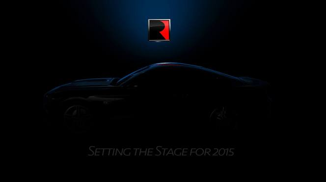 La future Mustang Roush sort de l'ombre