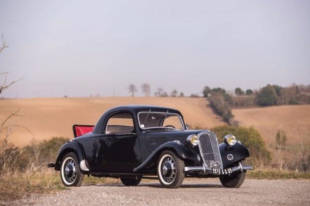 Rétromobile 2016 : Artcurial organisera une vente spéciale Citroën
