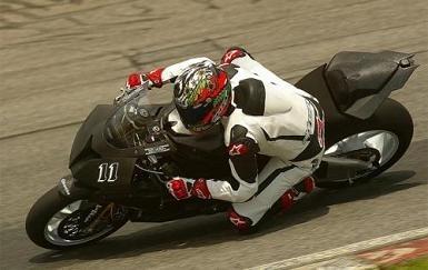 Superbike - Test Kyalami: BMW n'a pas cherché le chrono