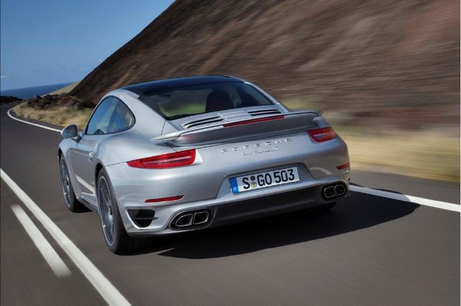 Nouvelles Porsche 911 Turbo et Turbo S avec 520 et 560 ch (vidéo)
